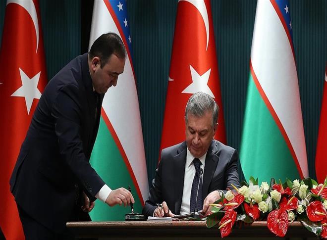 Özbekistan, Türkiye ile Askeri Mali İş Birliği Anlaşması ile Nakdi Yardım Uygulama Protokolü'nü onayladı