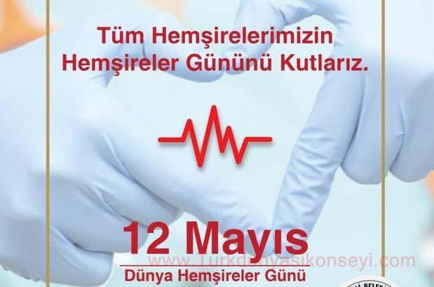 12 Mayıs Hemşireler Günü